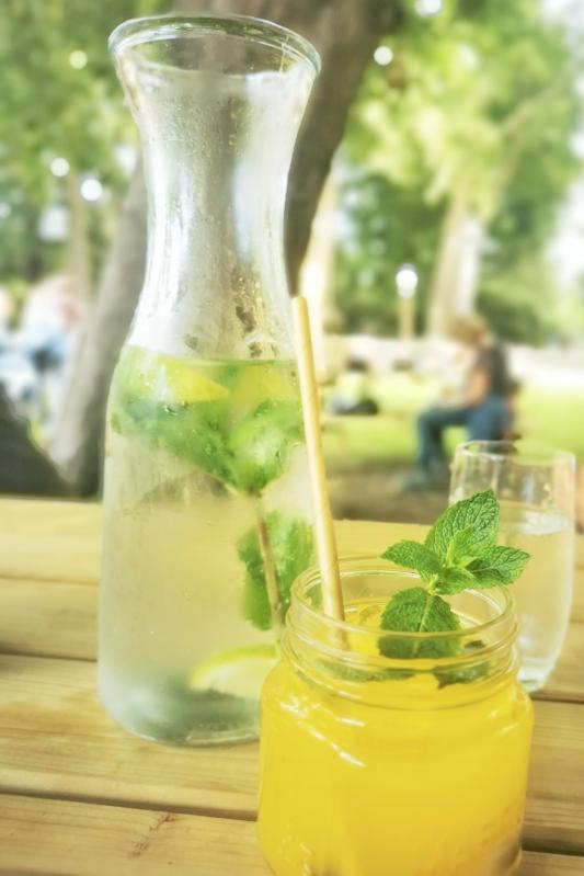cocktail bij de Hofmakerij