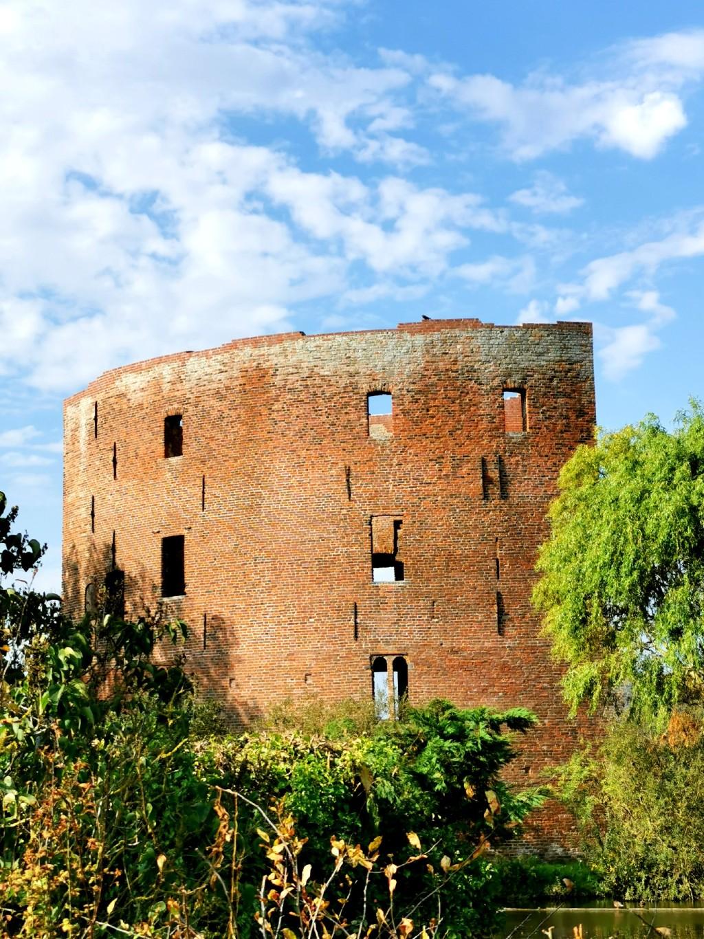 ruine van teijlingen, ruine, erfgoed, teijlingen, zuid-holland