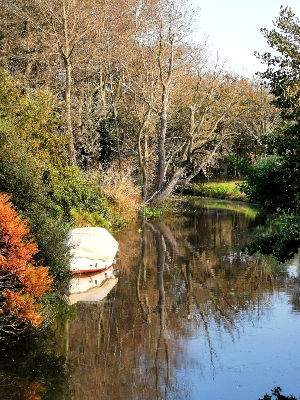 landgoed Huys te Warmont, Landgoed, erfgoed, boot, zuid-holland
