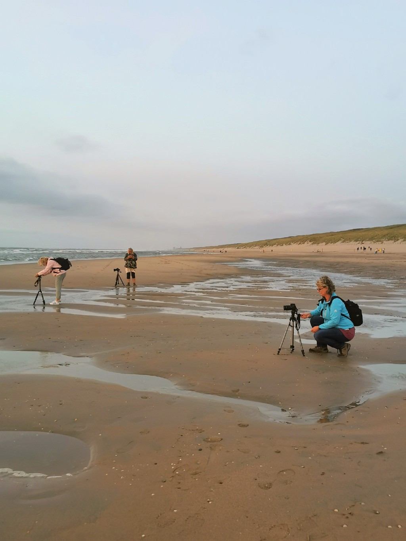 strand, noordwijk, fotograferen, langevelderslag, zuid-holland, 40plusvriendinnen, vriendinnen